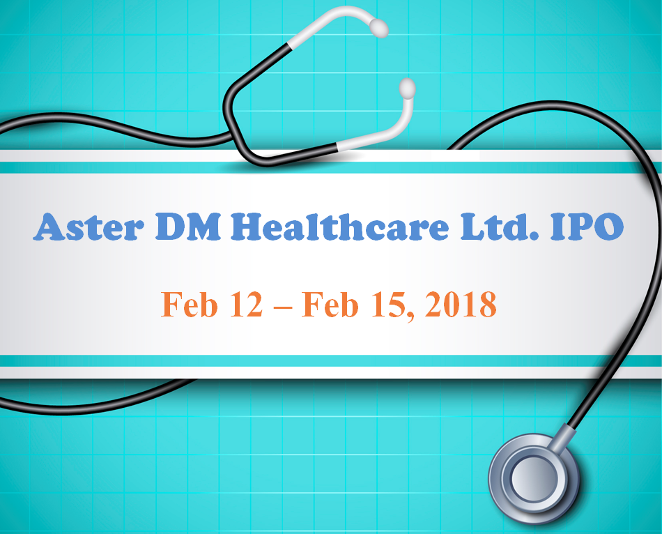 Aster DM Healthcare Ltd IPO