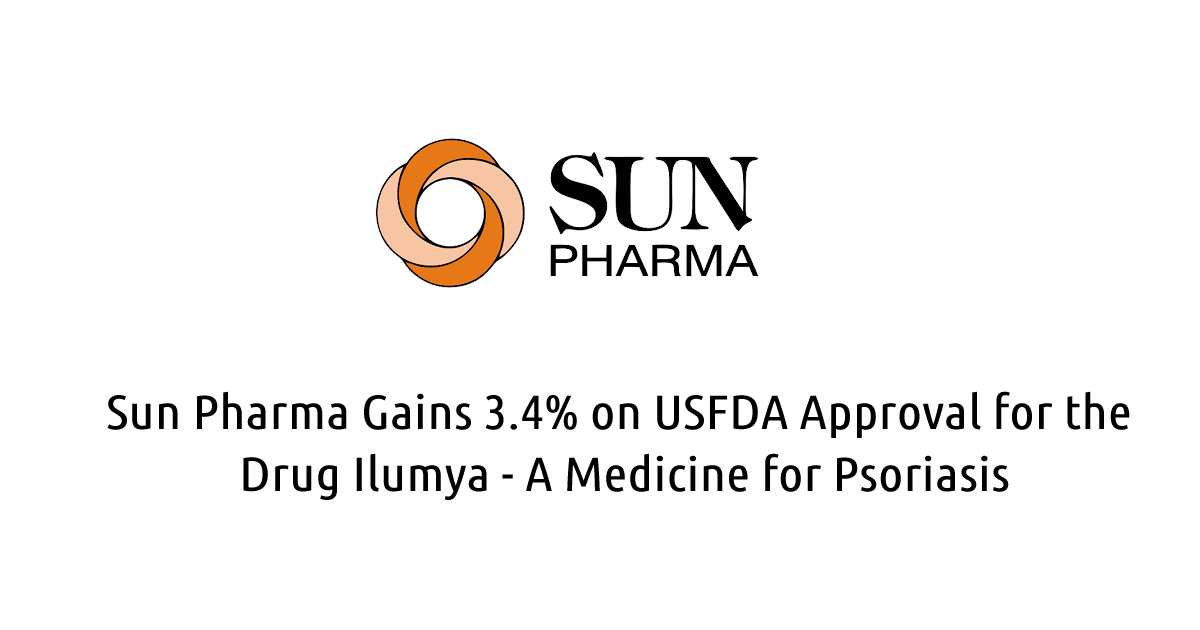 sun pharma India's sun pharmaceuticals, which is working to shift its focus to novel and specialty drugs, has won fda approval of a new treatment for glaucoma.