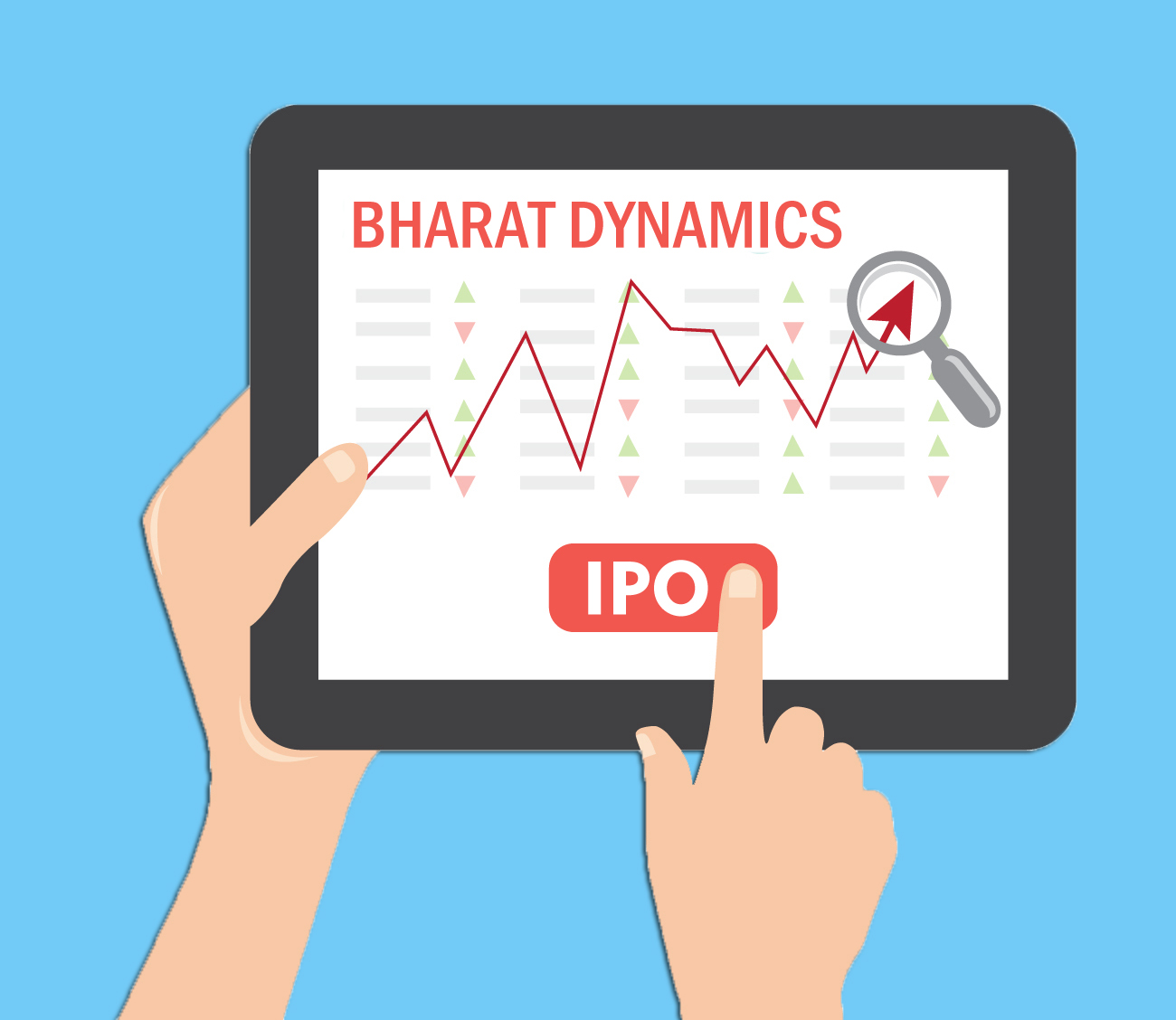 The Government Will Sell up to 2.24 Crore Shares of Bharat Dynamics Soon