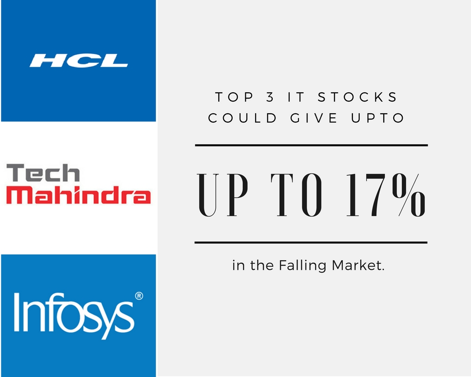 Top 3 IT Stocks Could Give up to 17%